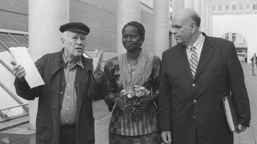 Das sind die Preisträger des Nürnberger Menschenrechtspreises