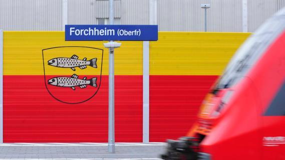Messerangriff auf Taxifahrer am Bahnhof Forchheim