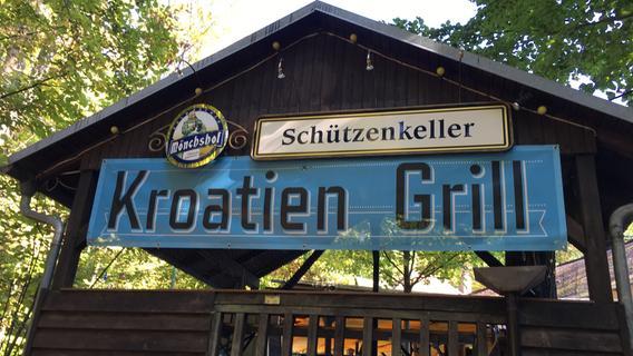 Kroatien Grill Schützenkeller Forchheim