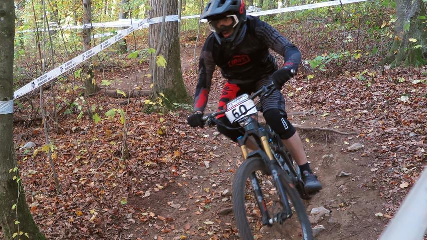 Enduro-Rennen Treuchtlingen 21.10.2018 Patrick Shaw