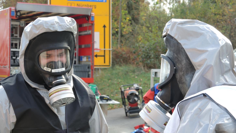 Nach dem Austritt von Ammoniak ist das Pegnitzer Ganzjahresbad Cabriosol evakuiert worden.