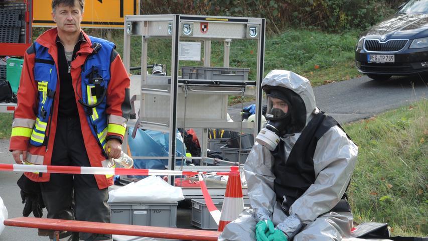 Pegnitz: Schwimmbad Cabriosol nach Ammoniak-Alarm evakuiert