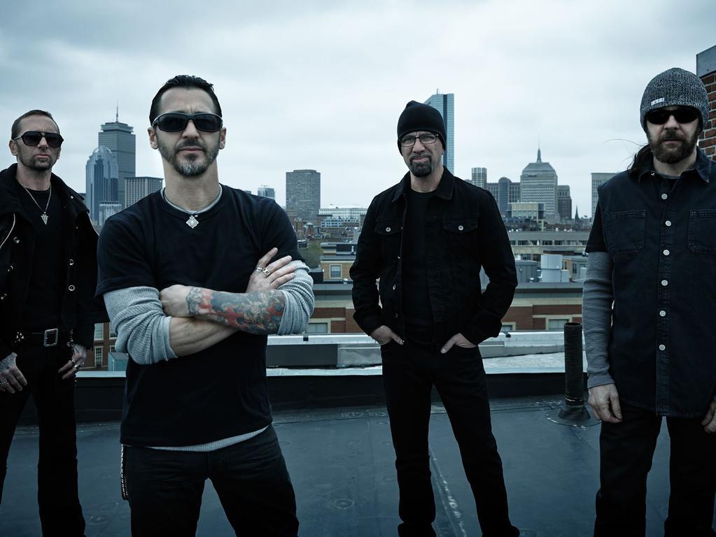 FOTO: PR; 2014 gesp...MOTIV: Band Godsmack