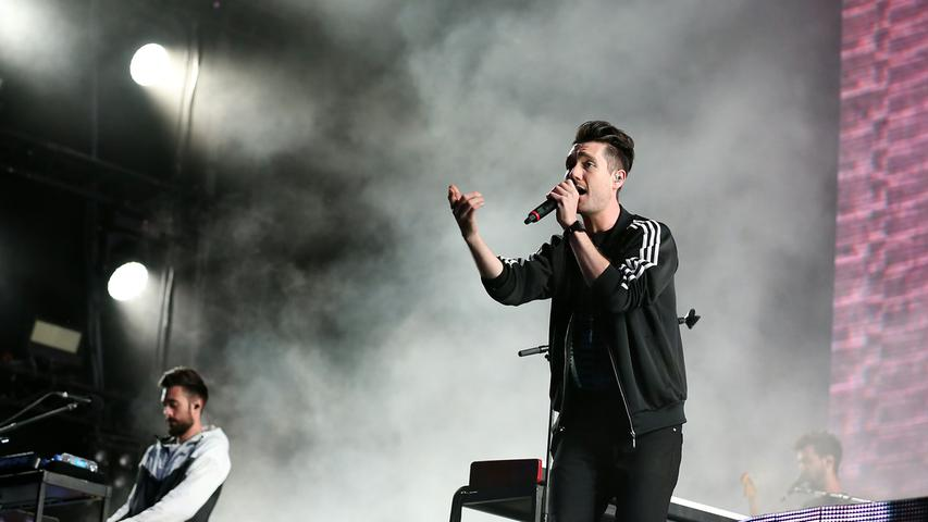 Indierock-Fans werden begeistert sein. Bastille kehrt nach dem letzten RiP-Auftritt im Jahr 2017 wieder auf die Bühne in Nürnberg zurück.
