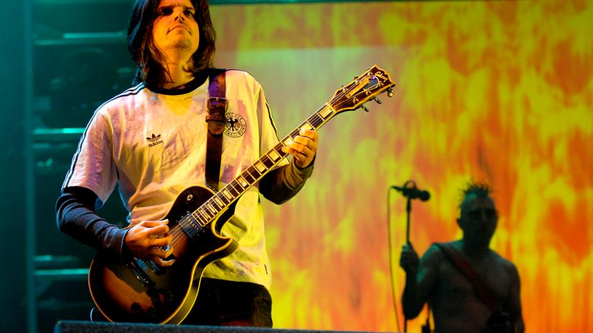 Die alten Hasen des Metal-Genres kommen nach über 12 Jahren endlich wieder einmal aufs Zeppelinfeld.
