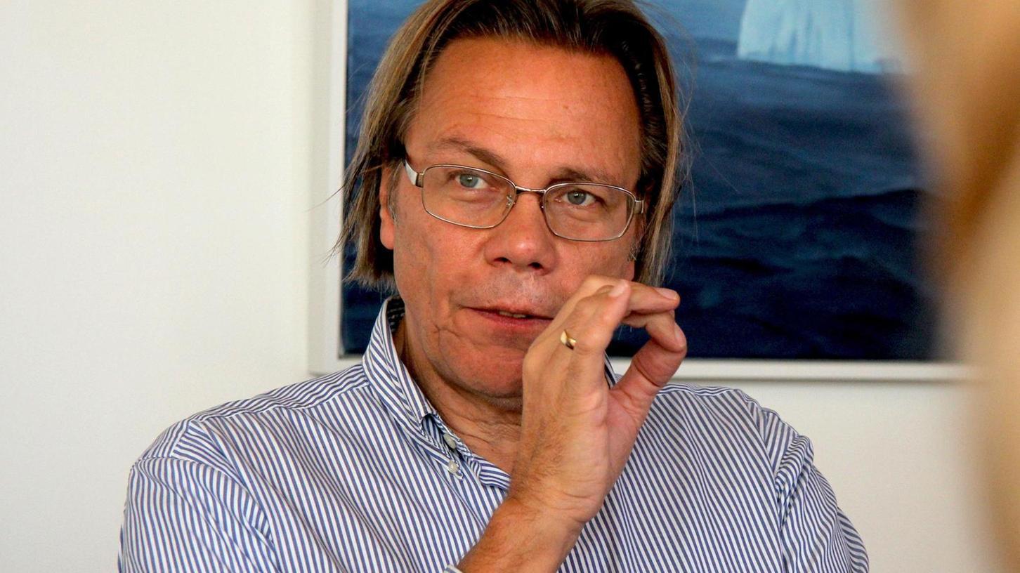 Der Soziologe und Sozialpsychologe Harald Welzer (60) ist Mitbegründer der Stiftung