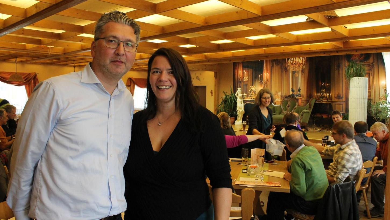 Den Bezirksvorstand der oberfränkischen Grünen führen Susanne Bauer aus Pegnitz (neu) und Gerhard Schmid aus Bamberg an. Lisa Badum stellte sich nach nur zwei Jahren nicht mehr zur Wahl.