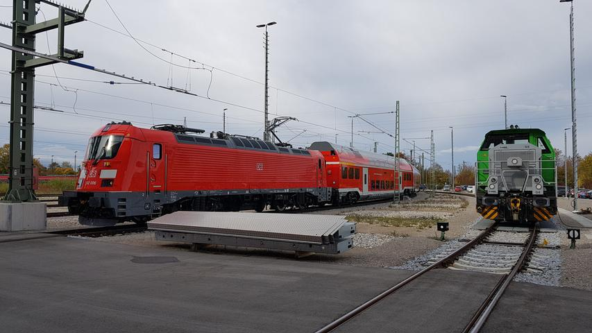 Die sechs neuen Garnituren wurden von der Bahn bereits im Sommer 2013 bestellt und sollten 2016 geliefert werden. Noch wurden sie nicht im Probebetrieb eingesetzt.