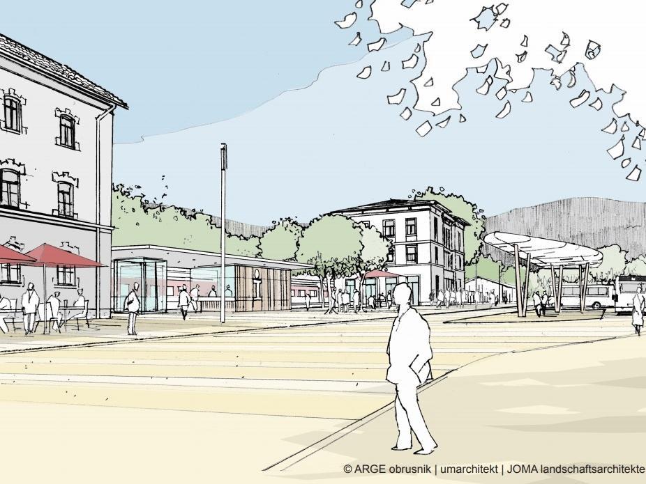 Der Stadtrat Pegnitz hat über einen städtebaulichen Rahmenplan entschieden, wie er das Entwicklungsgebiet