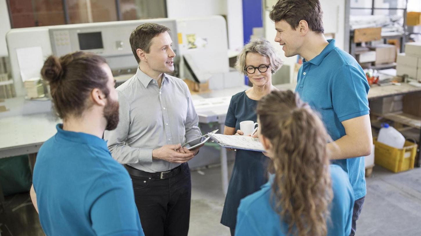Erfolgsfaktor Betriebsklima: Wer gute Nachwuchskräfte will, muss für ein gutes Arbeitsumfeld sorgen.