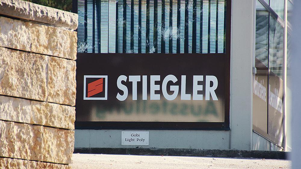 Seit mehr als 250 Jahren steht der Name Stiegler im Altmühltal für Naturstein: Jetzt droht die Auflösung des Unternehmens. Die Solnhofener Firma mit 80 Mitarbeitern hat Insolvenz angemeldet. Nun beginnen die Verhandlungen über einen möglichen  Investor.