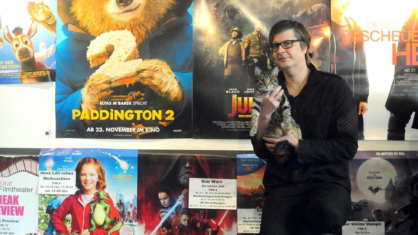 Dietmar Huttarsch freute sich über die große Resonanz, die Bully Herbigs dramatische Fluchtgeschichte auslöste. Auch die reduzierten Ticketpreise dürften das Interesse an dem Film gesteigert haben.