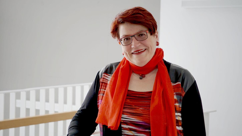 """Sonja Haug aus Hiltpoltstein ist bei Infiana für die """"Sustainability"""" — die Nachhaltigkeit der Produktion — zuständig und hat dabei besonders die Vermeidung von Mikroplastik in der Umwelt im Blick."""