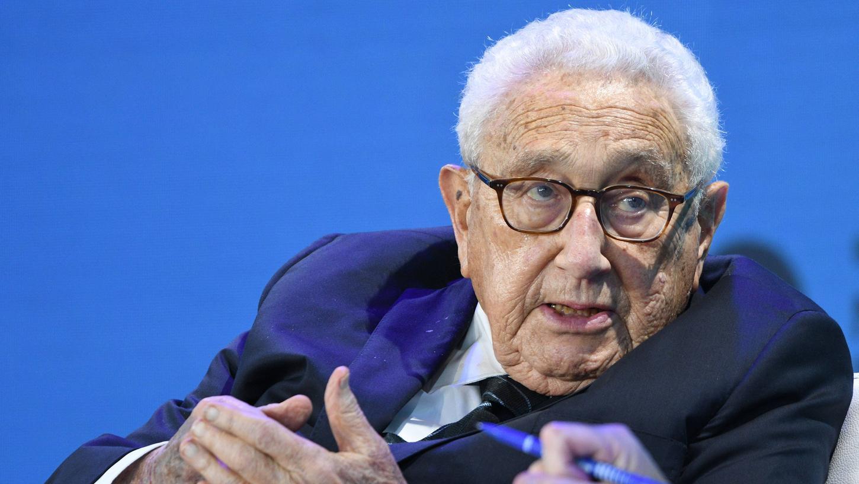 Henry Kissinger, hier bei einer Veranstaltung im Jahr 2018, trauert um seinen verstorbenen Bruder Walter.