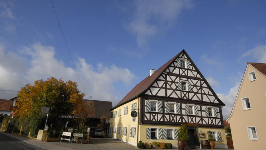 Ein Ort in Bildern: Das ist Oberreichenbach