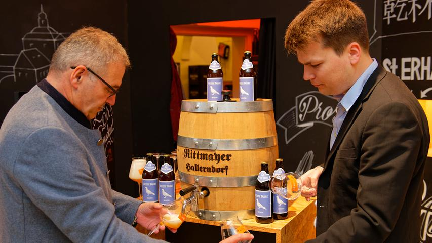 Mit 174 vor allem kleinen und kleineren Brauereien liegen in Oberfranken besonders viele der 642 bayerischen Braustätten. Seit Mitte Oktober steht ein Oberfranke nun auch an der Spitze des Verbands