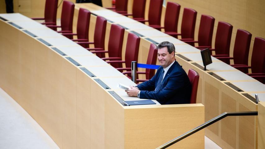 Wer sind die bayerischen Minister und Staatssekretäre? Ein Überblick über das Kabinett von Markus Söder.