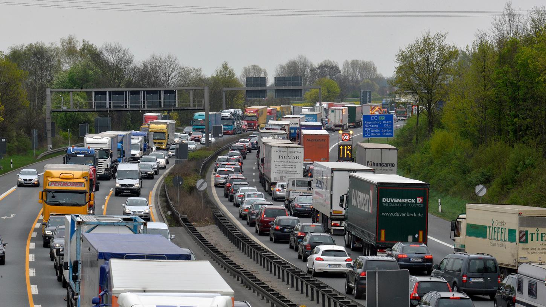 Am Autobahnkreuz Fürth/Erlangen kommt es für eine Woche lang zu Sperrungen.