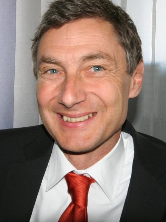 Dr. Rainer Schaefer kennt den Nürnberger Immobilienmarkt.