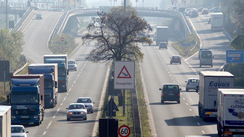Wie geht es weiter mit dem Frankenschnellweg? Jetzt wurde bekannt, dass Privatkläger Harald Wilde den Vergleich nicht unterzeichnen will.