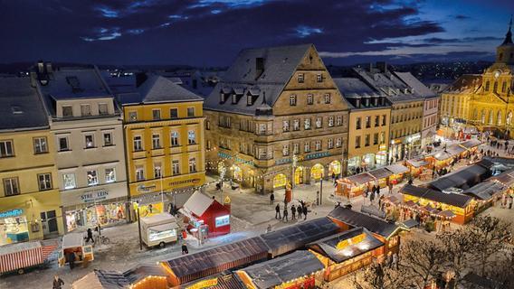Eröffnung vorgezogen: Dieser fränkische Christkindlesmarkt empfängt Besucher bereits Mitte November