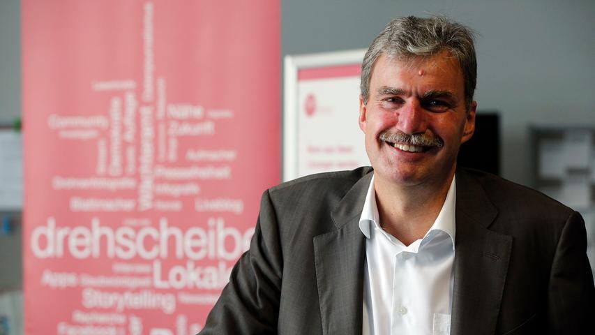 Auch Peter Ottmann, ebenso Geschäftsführer der NürnbergMesse, durfte sich über ein Jahresgehalt von 354.000 Euro brutto freuen.