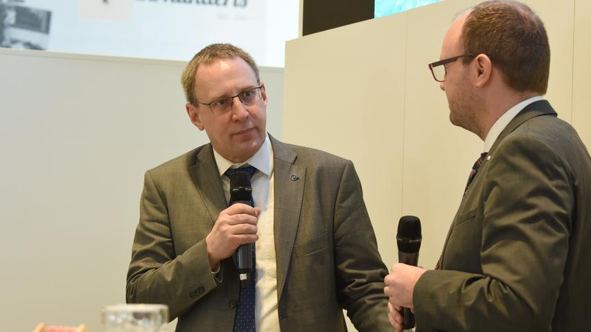 Der Geschäftsführer des Nürnberger Flughafens, Michael Hupe, erhielt 2018 ein Jahresgehalt von 260.000 Euro.