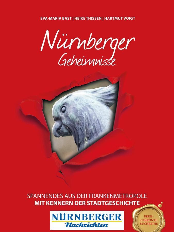 Sehr gefragt: Das neue Nürnberg-Buch erscheint jetzt schon in zweiter Auflage.
