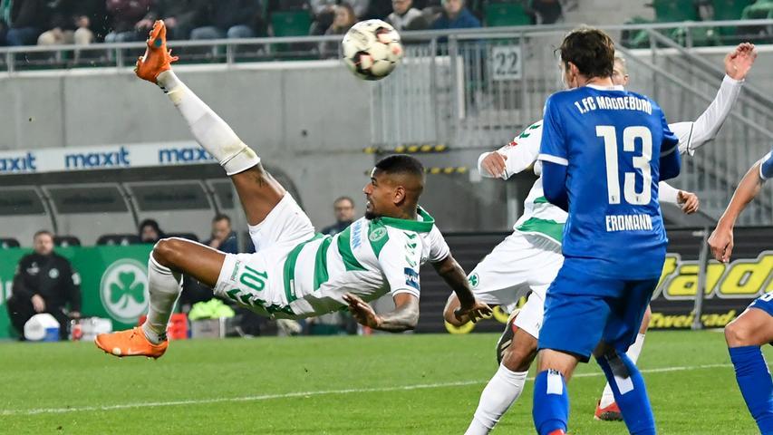 3:2 in der Nachspielzeit! Magyar vermiest Magdeburgs Pyro-Party