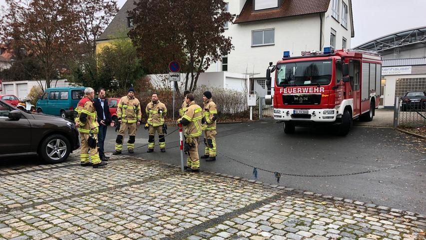Fürther Schule evakuiert: Viele Verletzte nach Toilettenbrand