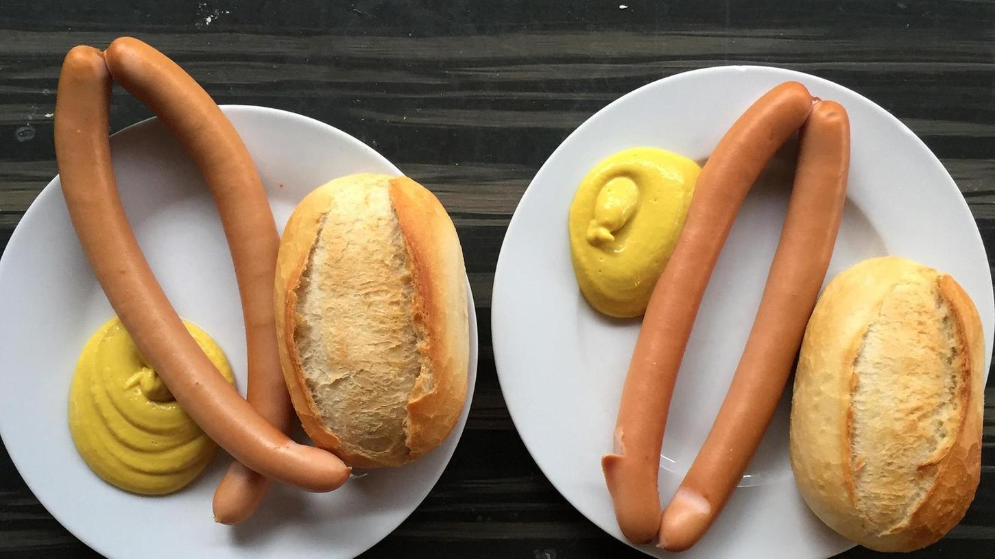 Wienerle oder doch lieber vegetarisch? Die Meinungen darüber, was auf den Teller kommen sollte, gehen deutlich auseinander.