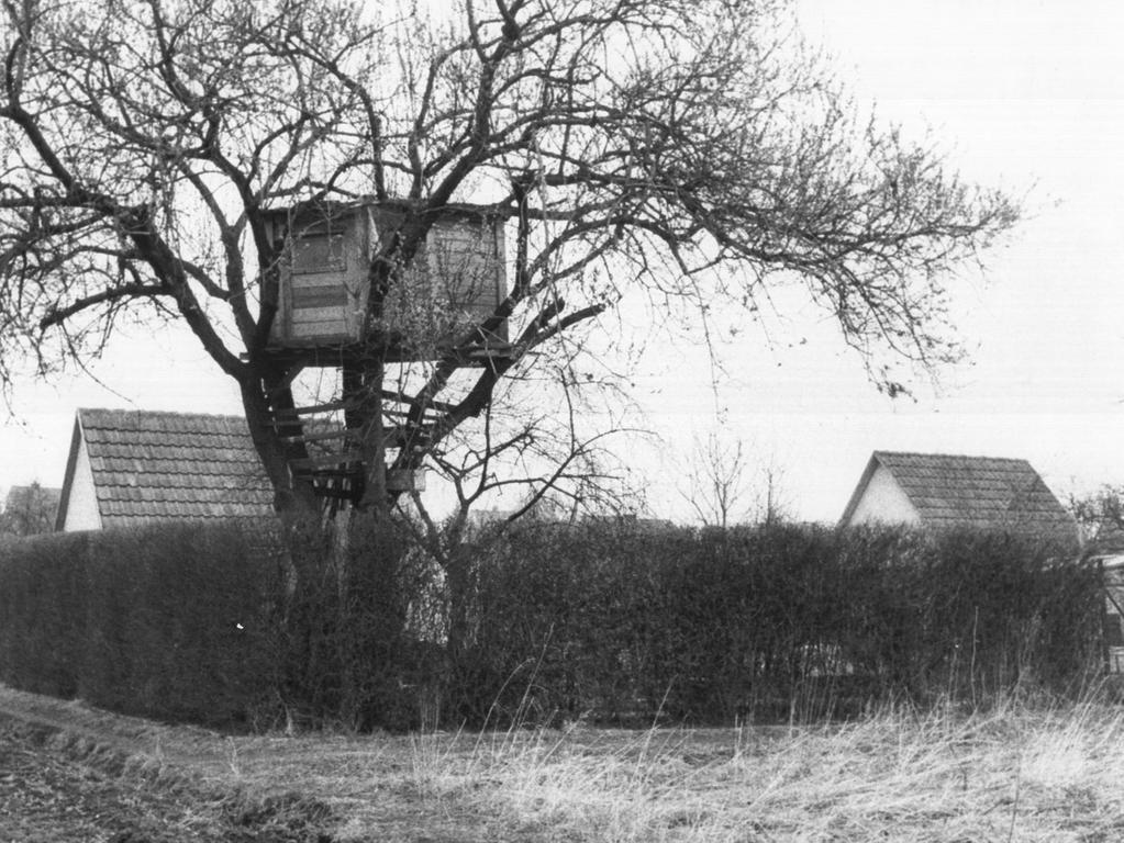 Anfang der 80er Jahre brachte Bernd S. im Garten seiner Eltern in Nürnberg-Thon zwei Jungen um.