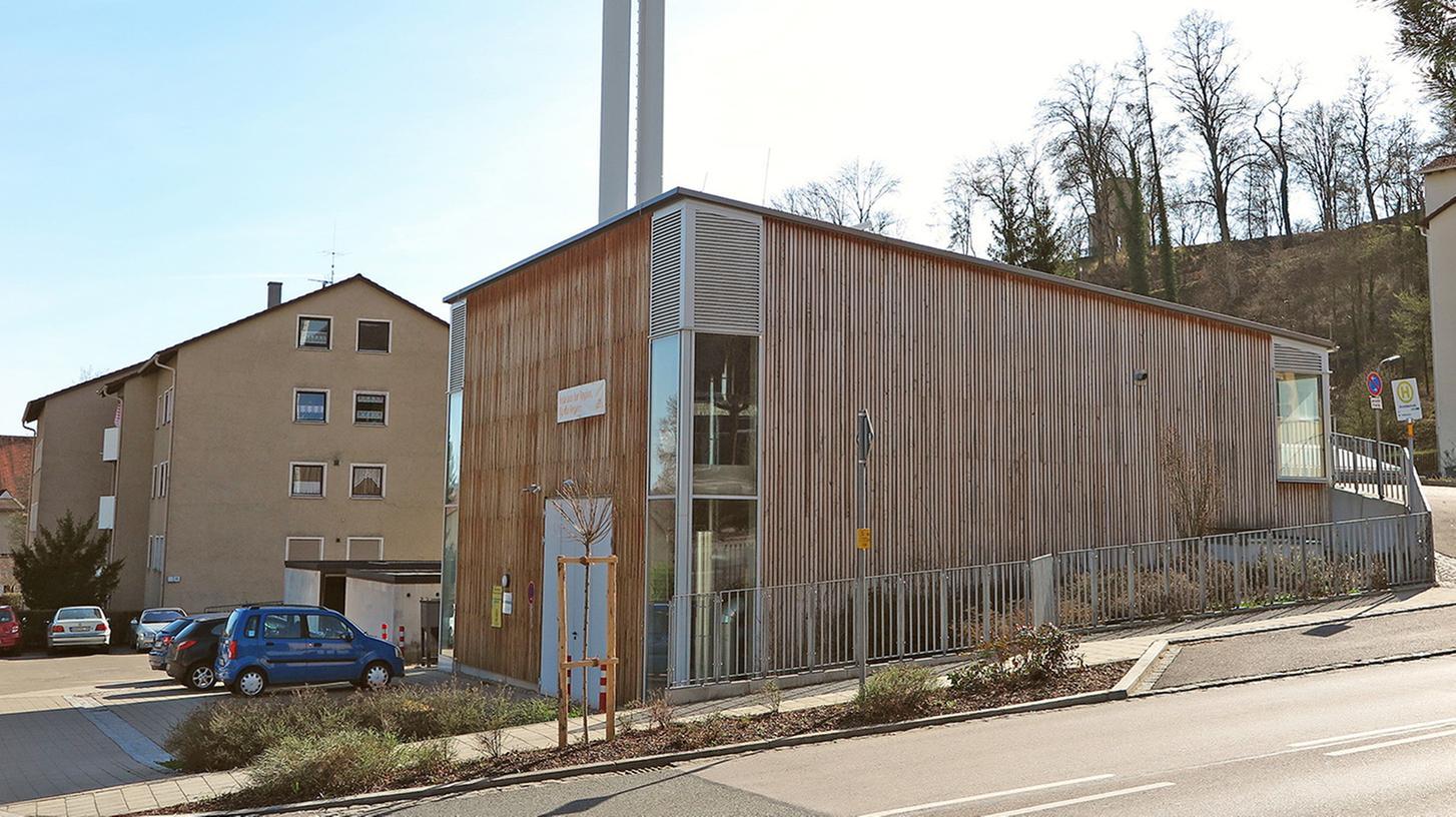 urch die Schließung der Treuchtlinger Gesundheitszentrums verlor das Biomasseheizwerk in der Hahnenkammstraße seinen größten Kunden.