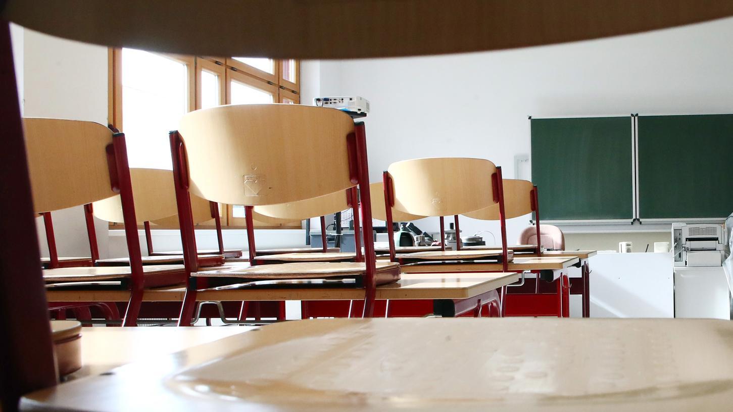 In Nürnbergs Klassenzimmern lernen Tausende Schüler fürs Leben.