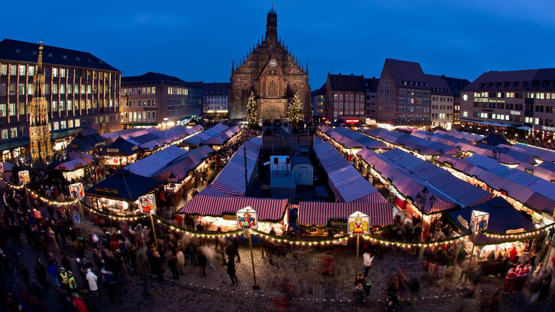Ein Nürnberger Christkindlesmarkt ohne Glühwein ist wie Ostern ohne Ostereier: Der Duft gehört zum Flair dieser Touristenattraktion.