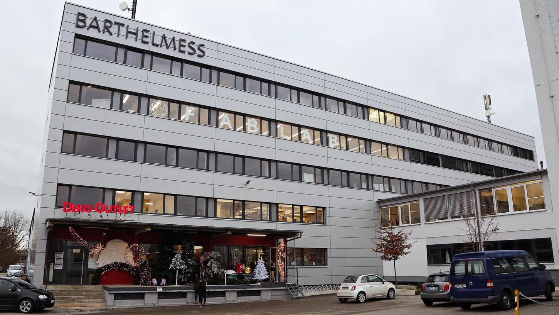 In der Nachbarschaft des Dekorationsspezialisten Barthelmess hat das Nürnberger FabLab ein neues Zuhause gefunden. Mitmachen darf dort jeder.