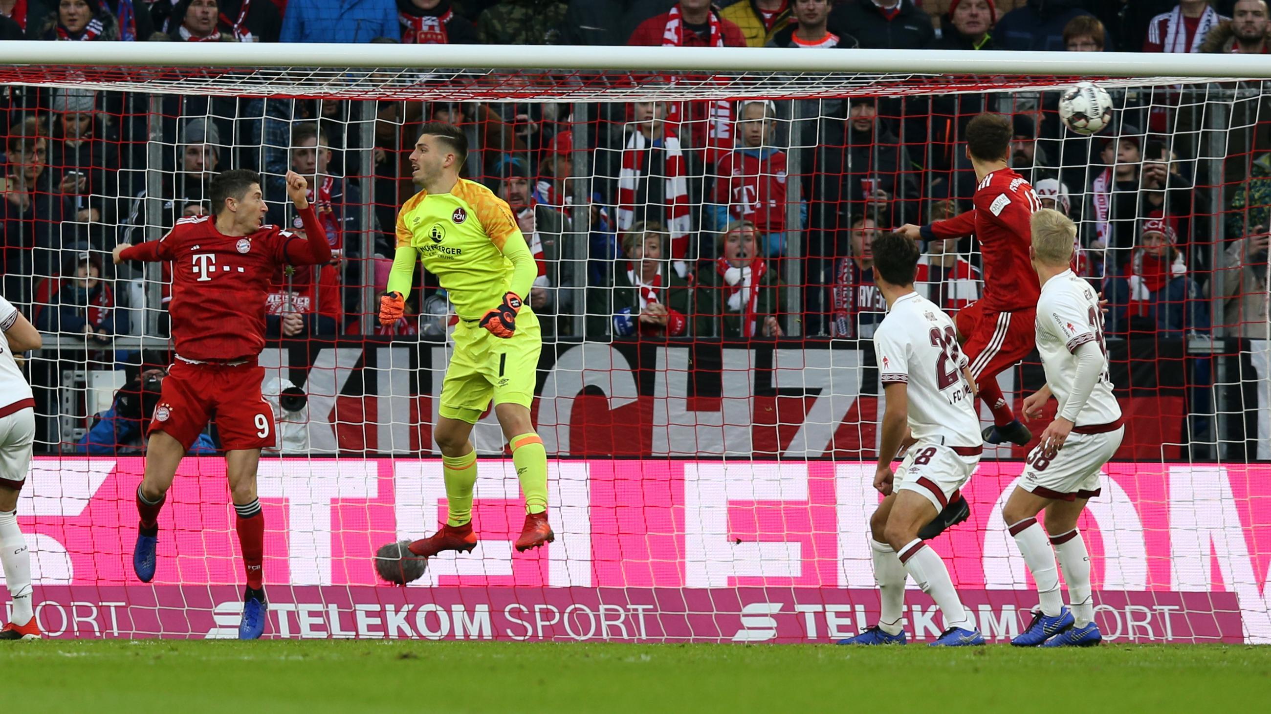 Posibilidad de club: FCN consigue en Munich en la tapa - deportes