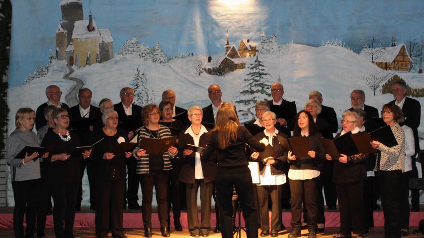 Festliches Weihnachtskonzert in Hemhofen