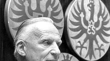 Er feiert heute seinen 85. Geburtstag: Erlangens Ehrenbürger Prof. Nikolaus Fiebiger.