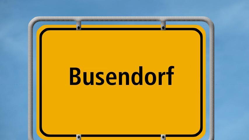 Busendorf wird als