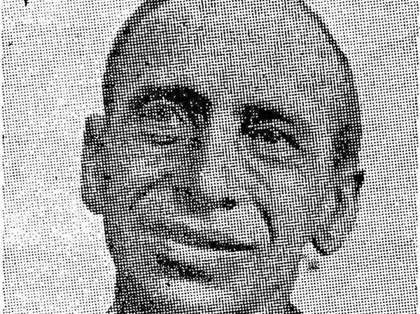 Komponist Mordechai Gebirtig.