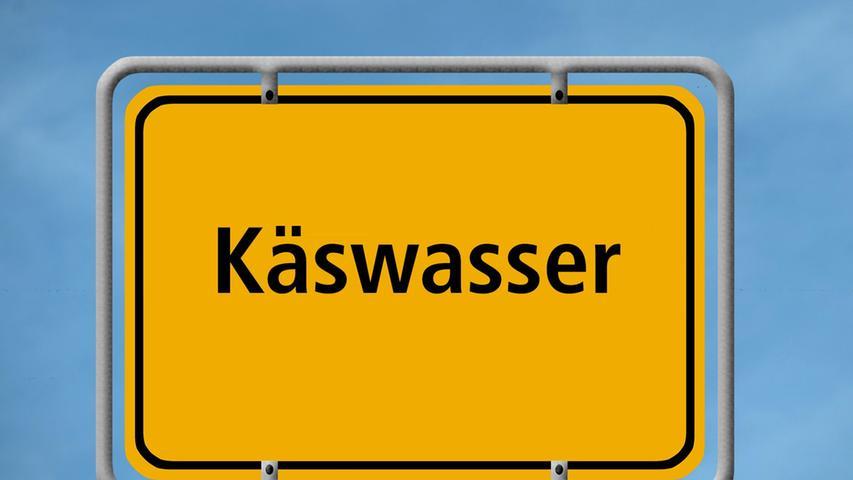Klingt etwas unappetitlich, was dieser Ortsname verspricht. Der Redaktion ist allerdings nicht bekannt, dass es in dem Kalchreuther Ortsteil im Landkreis Erlangen-Höchstadt eine besondere Konzentration an übelriechendem Nass gibt.