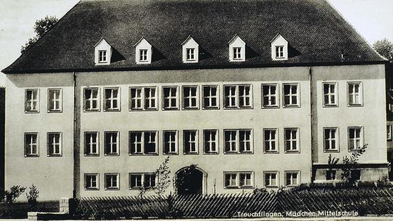 Das Gebäude der ehemaligen Mädchen-Mittelschule wurde nach deren Schließung ein Teil des Stadtkrankenhauses.