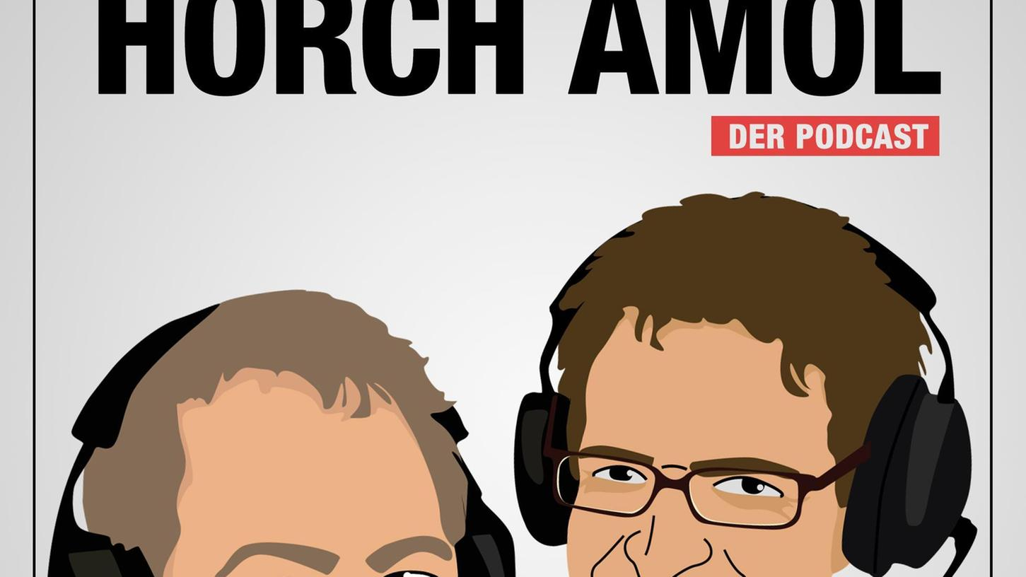 Horch amol
