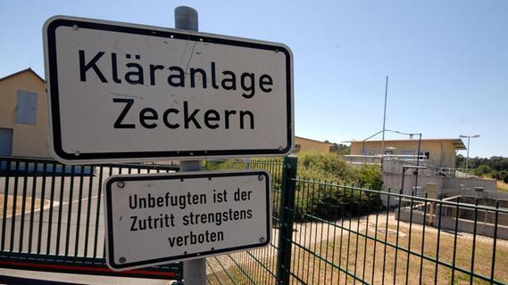 Abwasser aus Zeckern wird künftig nach Adelsdorf geleitet