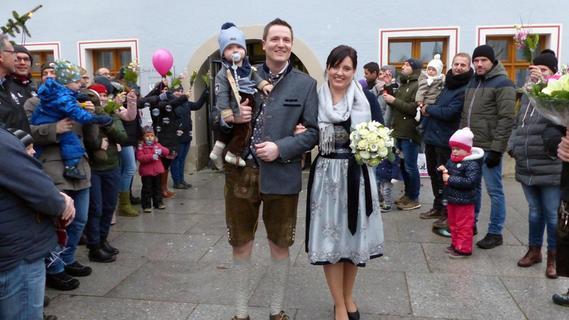 Das große Glück: Die Hochzeiten im Landkreis Neumarkt 2018