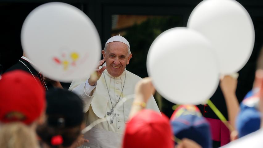 Ein Papst der klaren Worte: 25 denkwürdige Zitate von Franziskus