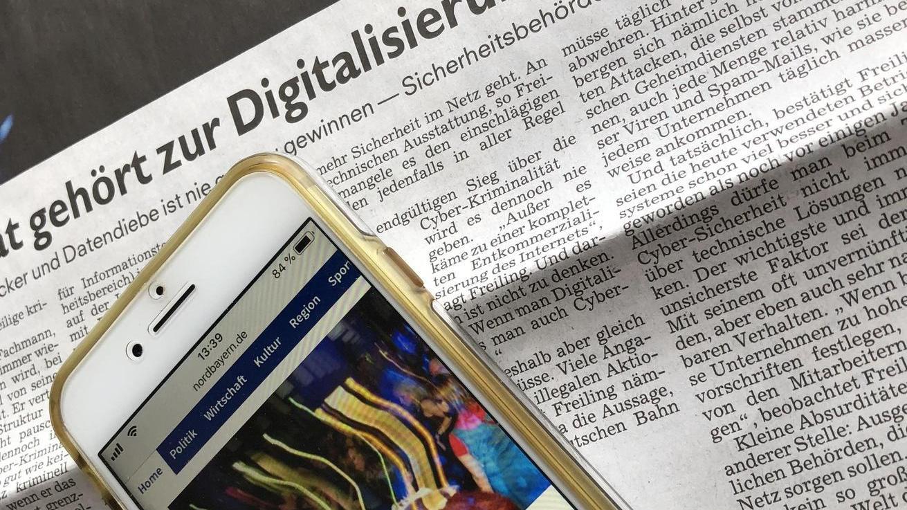 Ob gedrucktes oder digitales Medium: Auf die Qualität des Inhalts kommt es an.
