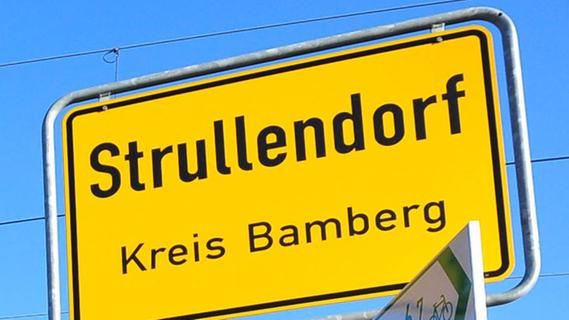 Strullendorf und Hammerschrott: Diese Ortsnamen lassen Franken schmunzeln