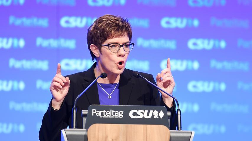 Von Prosecco bis Leberkäs: Die herrlichsten Zitate vom CSU-Parteitag